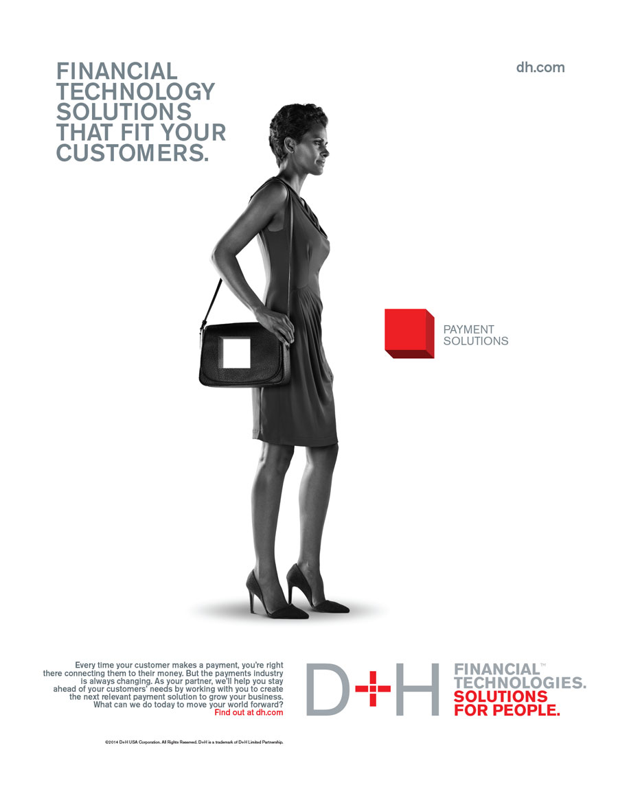 D+H - Print Ad 1