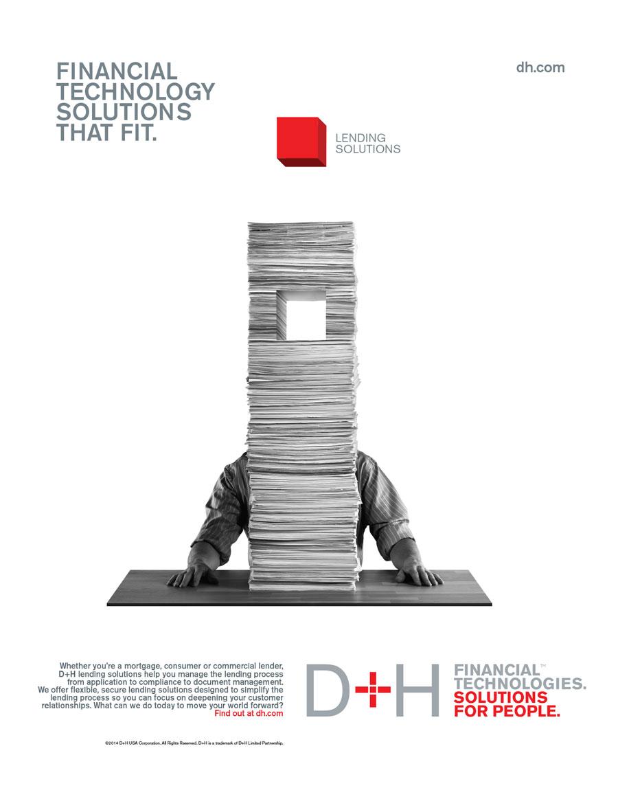 D+H - Print Ad 2