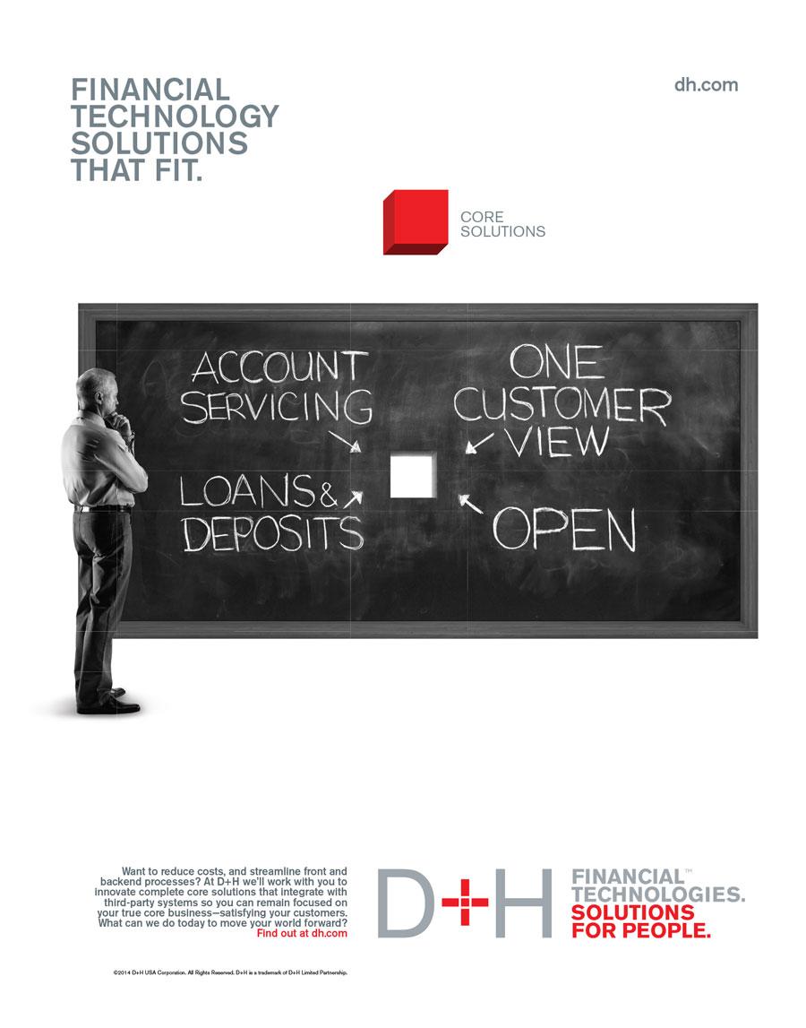 D+H - Print Ad 3